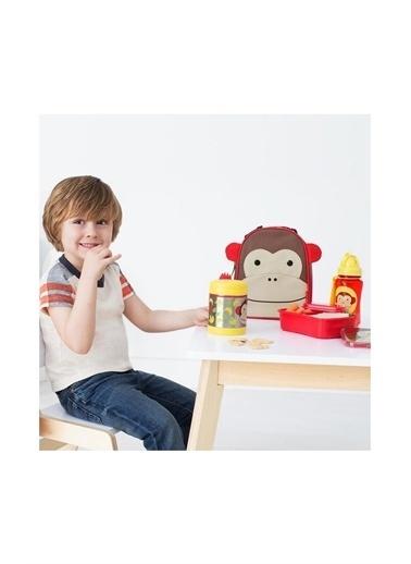 Skip Hop Skip Hop Beslenme Çantası Maymun Kahverengi Kahve